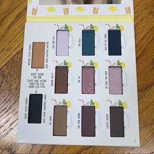 The Balm what's the tea eyeshadow primer palette